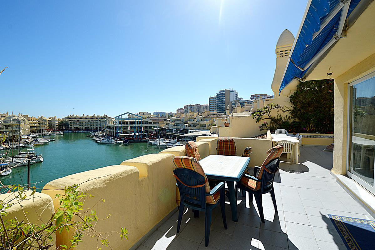 Penthouse for sale in Puerto Marina