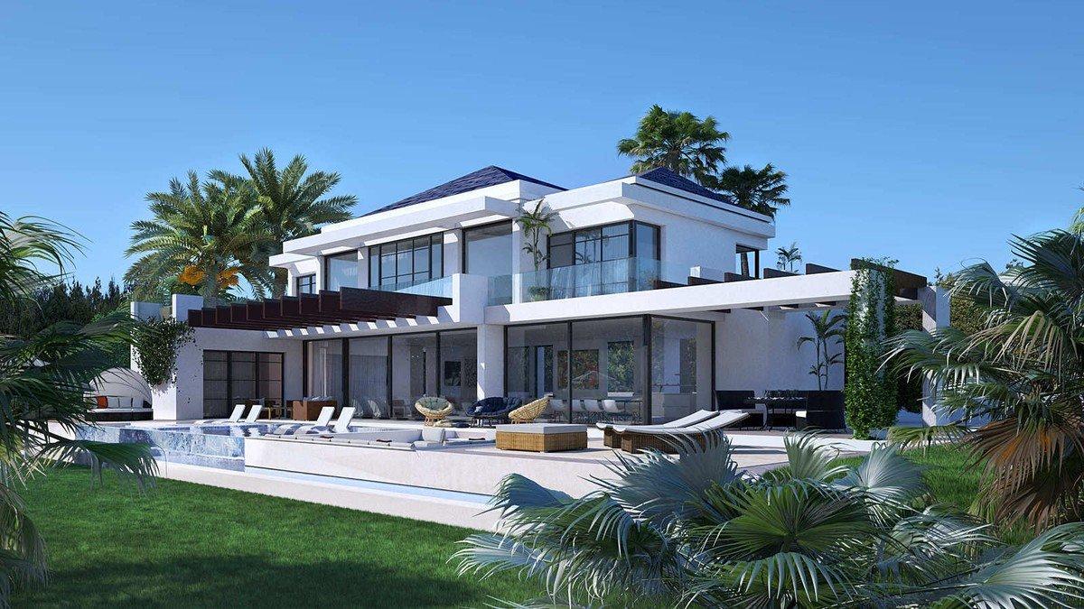 5-bed- villa for Sale in Benahavis