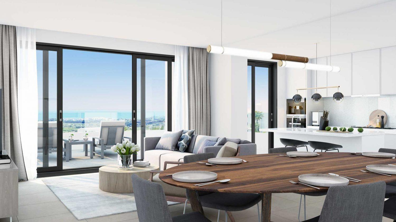 Penthouse for sale in Estepona, Estepona Town
