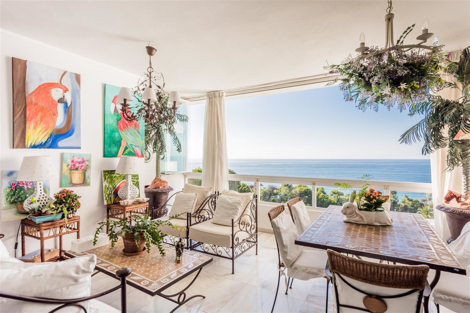 Penthouse for sale in Marbella, Torre Real