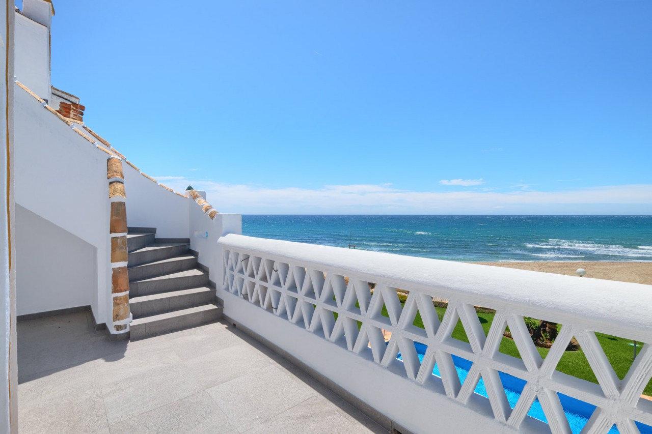 Penthouse for sale in Mijas, Calahonda