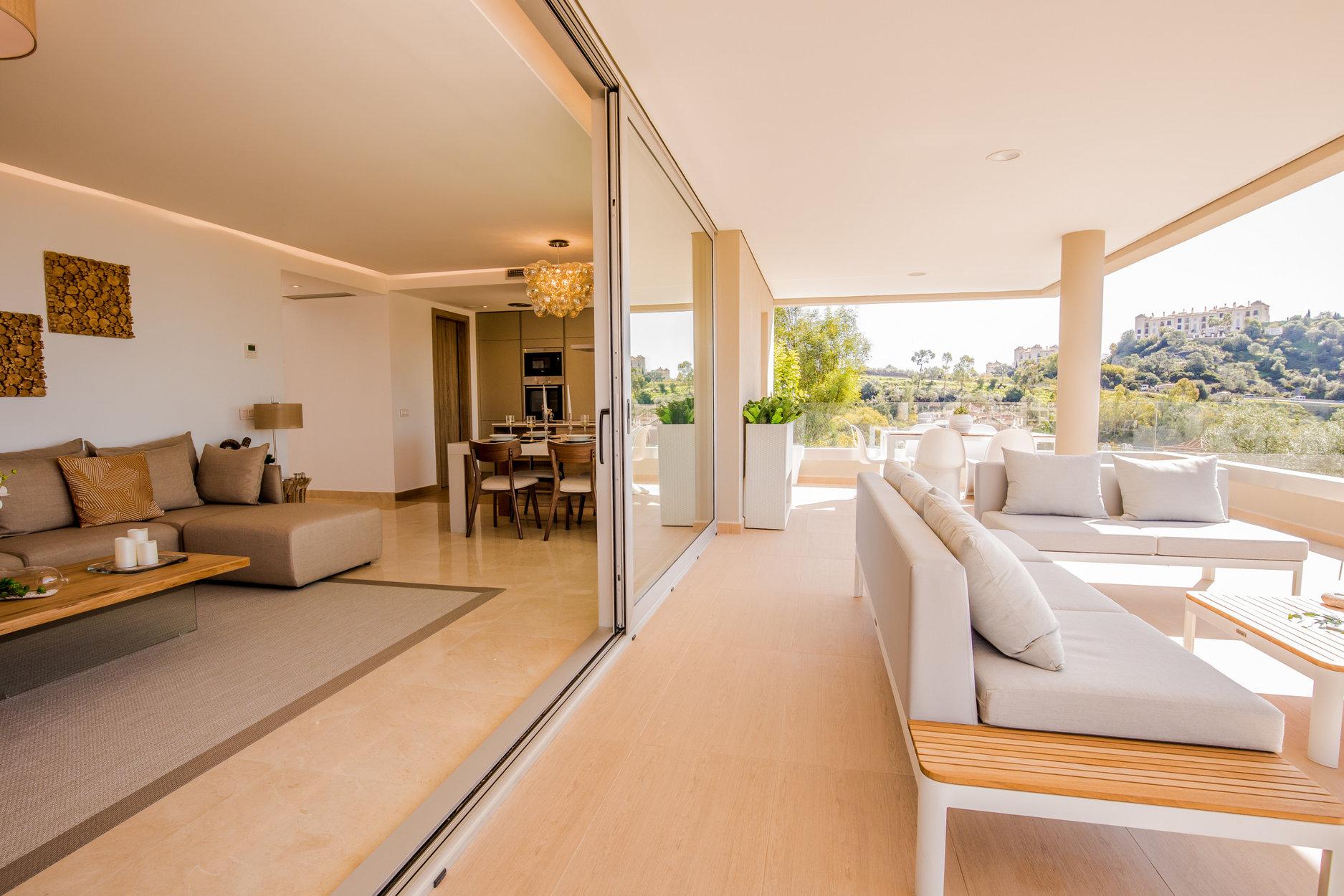 Apartment for sale in Benahavis, La Quinta
