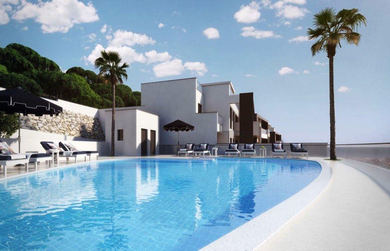 Apartment till salu i Benahavis, La Quinta