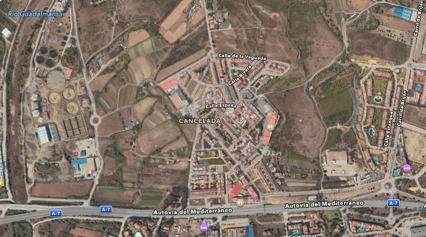 Plot/Land for sale in Estepona