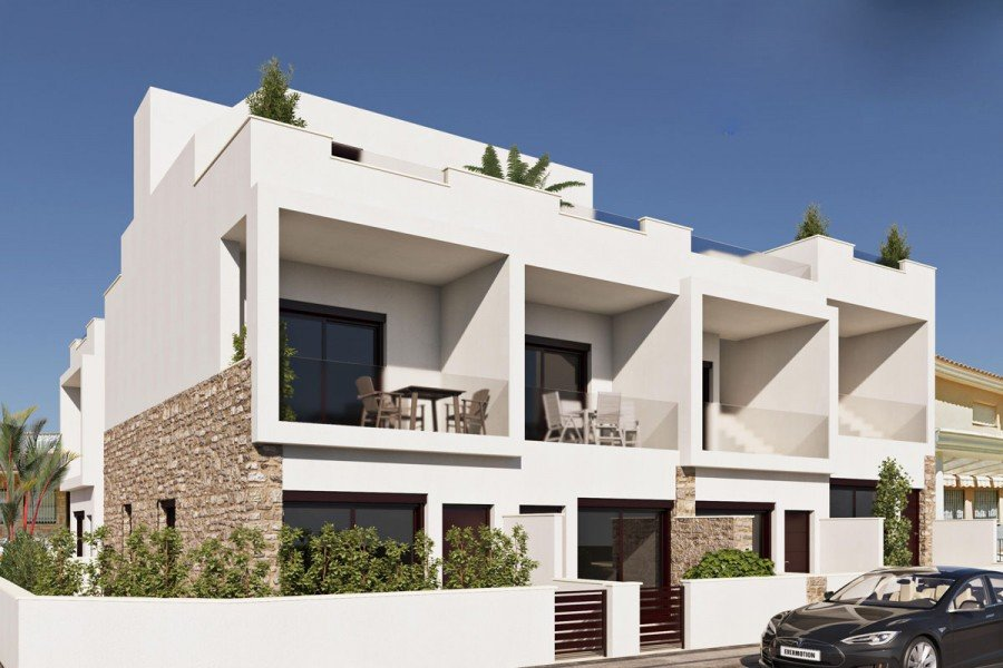 Townhouse for sale in Pilar de la Horadada, Torre de la Horadada