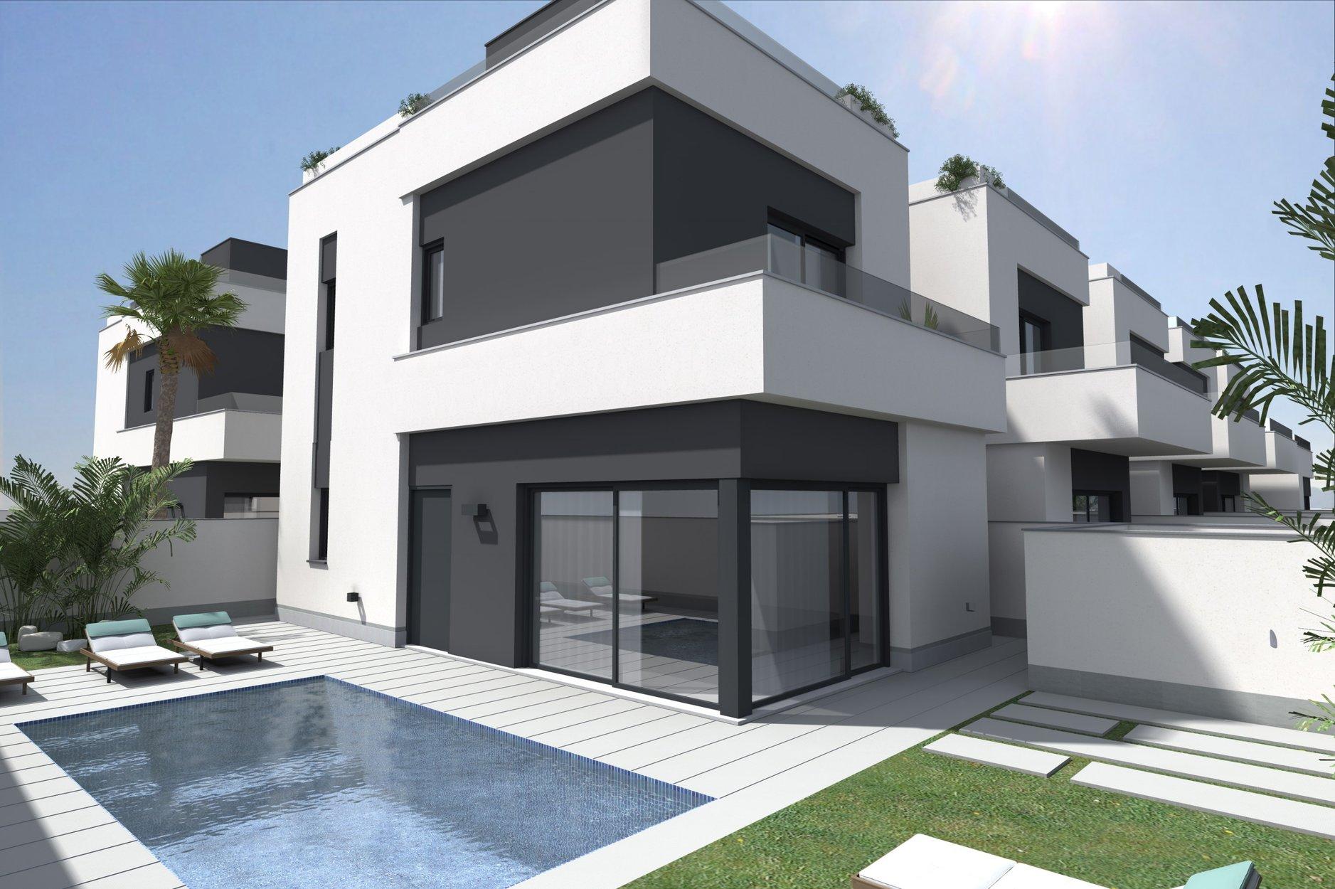 Villa for sale in Orihuela Costa, La Zenia