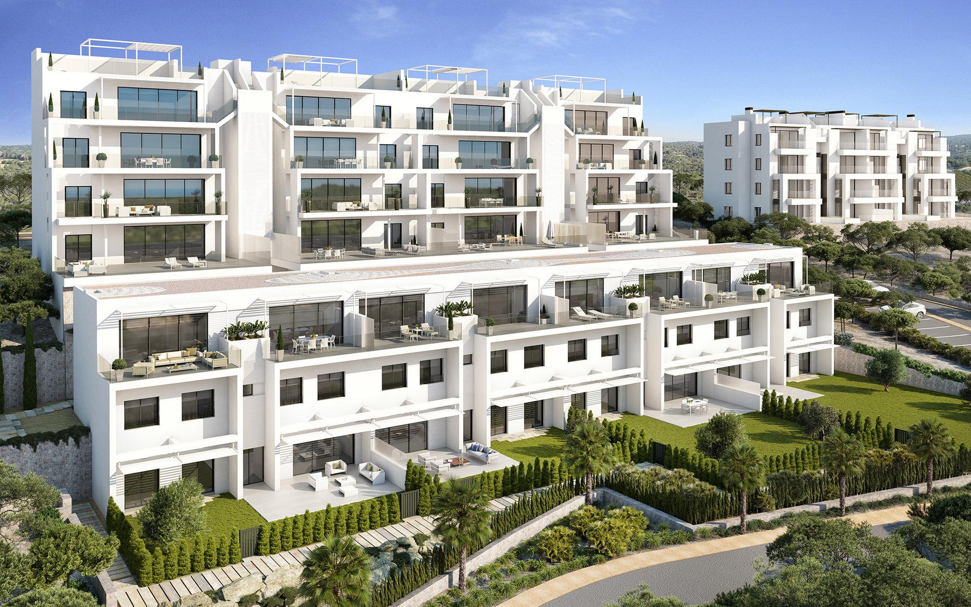 Apartment for sale in Alicante, Las Colinas Golf