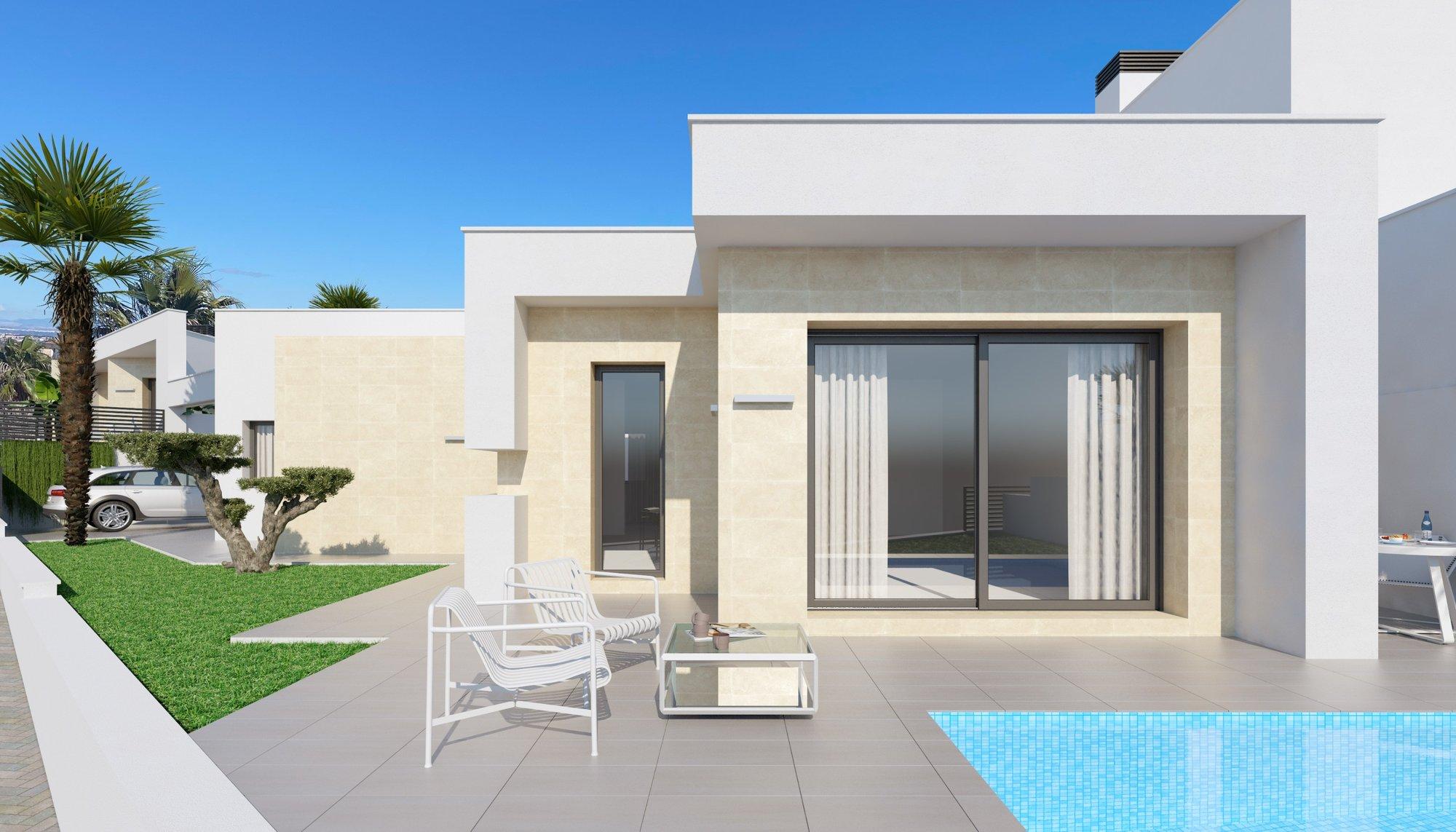 Villa for sale in Bigastro