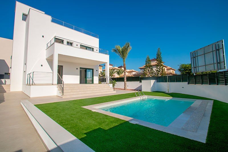 Villa for sale in El Pinet