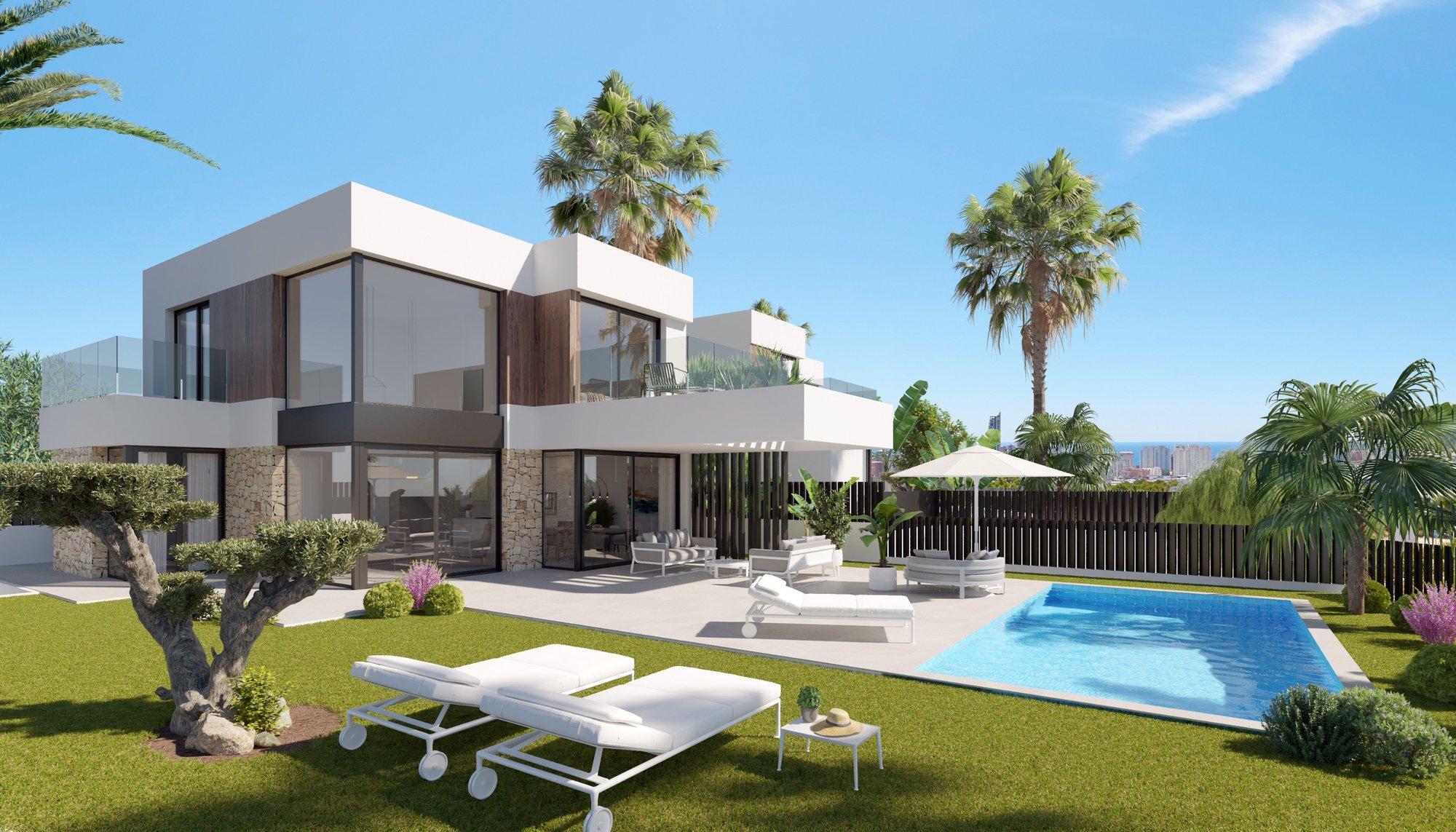 Villa till salu i Finestrat