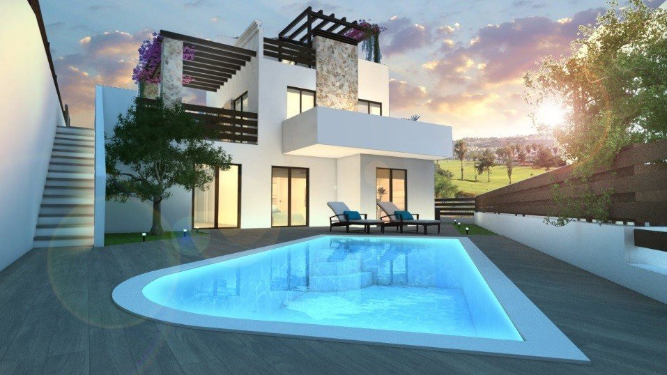 Villa for sale in Rojales