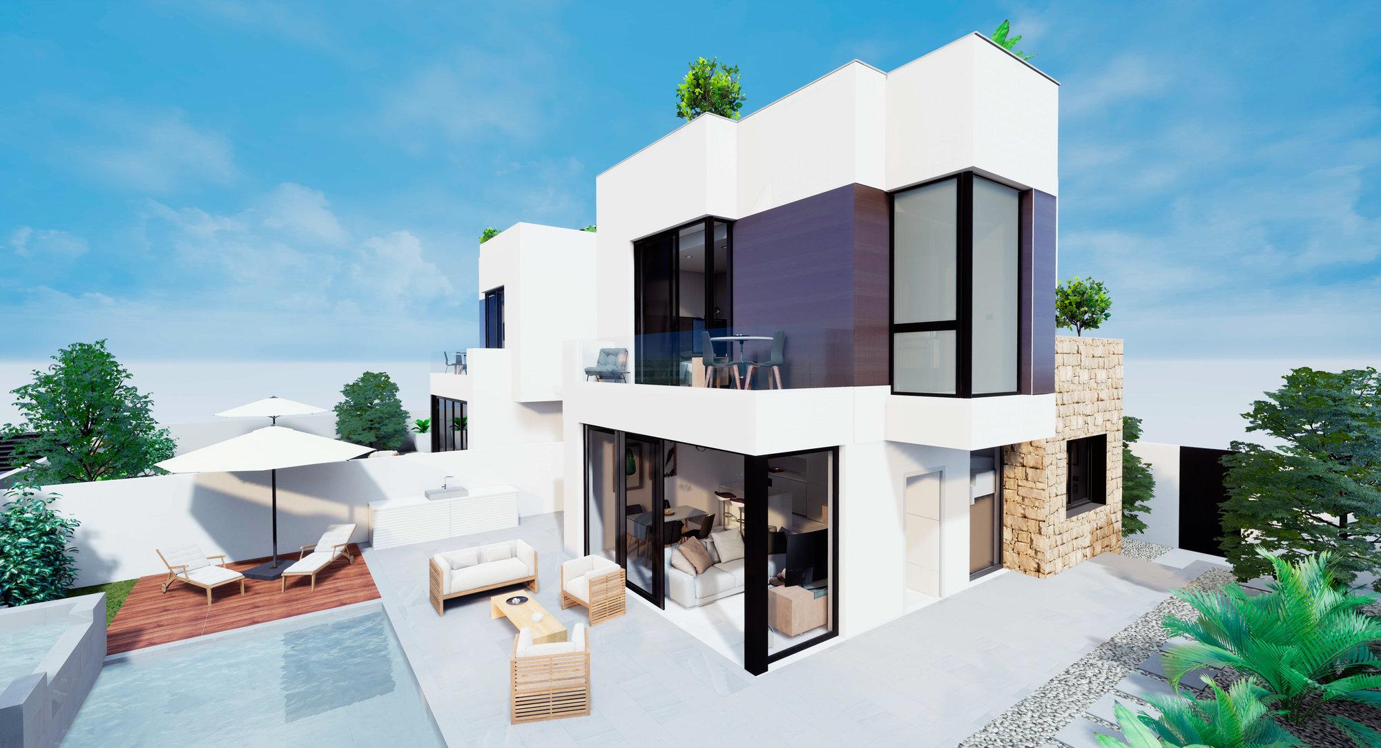 Villa for sale in Torrevieja