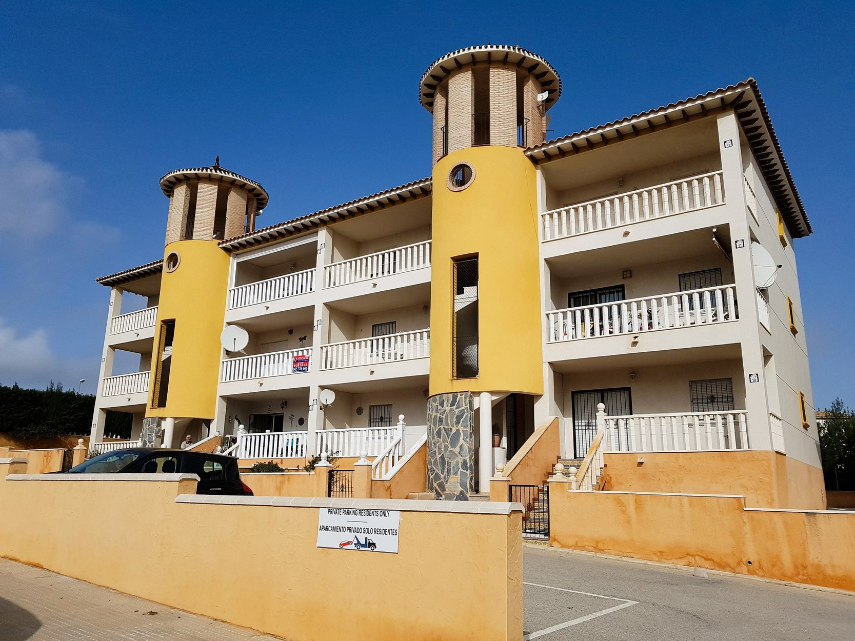 Penthouse for sale in Los Dolses - Costa Blanca