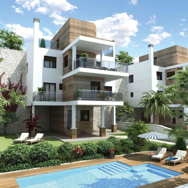 Villa till salu i Rojales