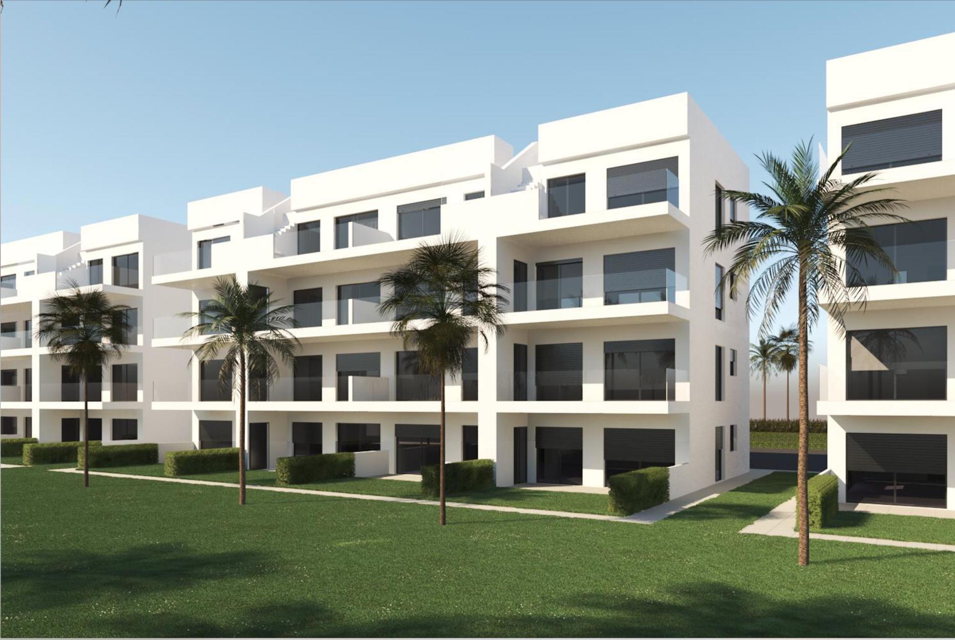Apartment for sale in Alhama de Murcia
