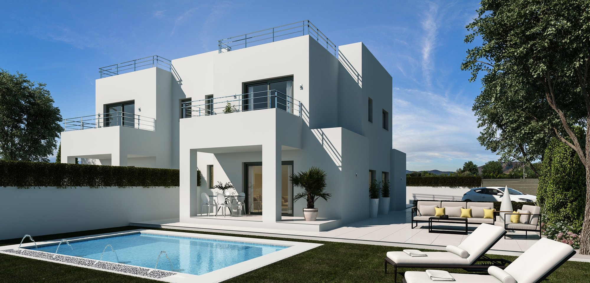Townhouse for sale in El Pinet