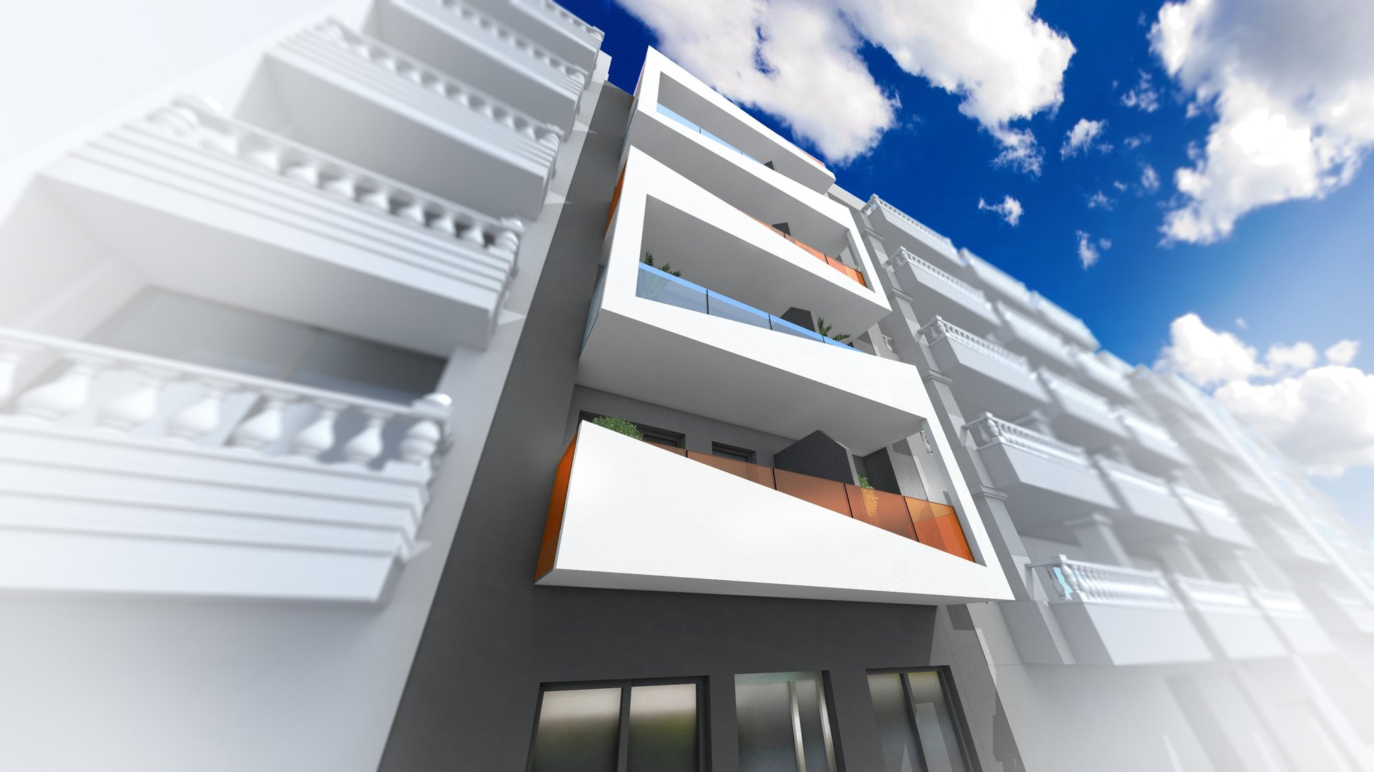 Apartment till salu i Torrevieja, Torrevieja Center