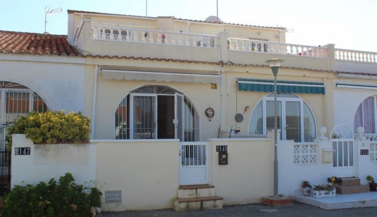 Town house for sale in Torrevieja - Costa Blanca