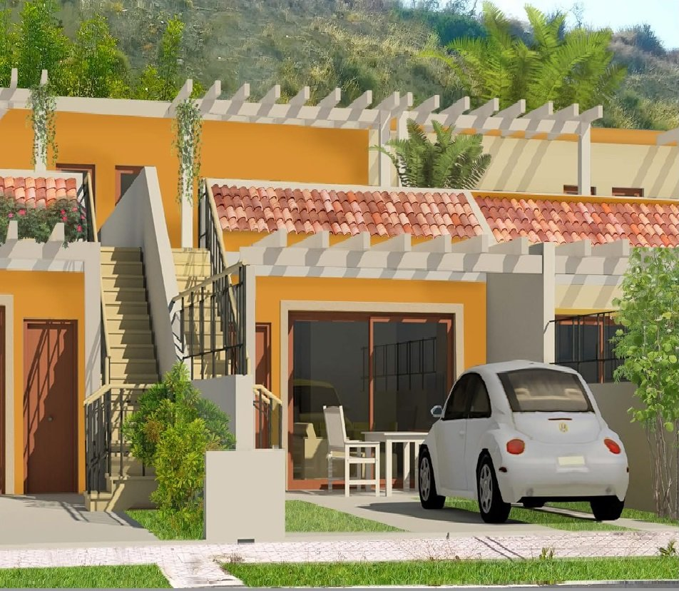 Town house till salu i Rojales