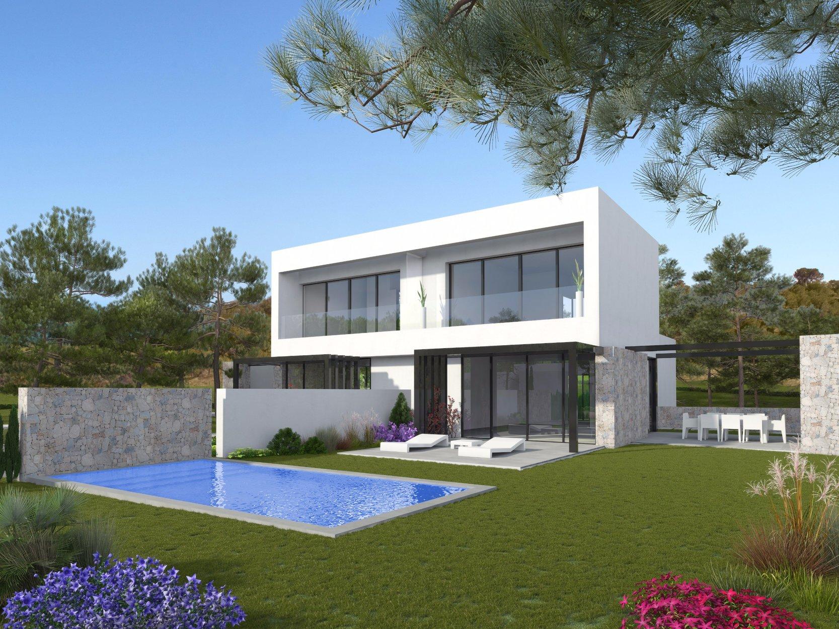 Villa for sale in Orihuela Costa