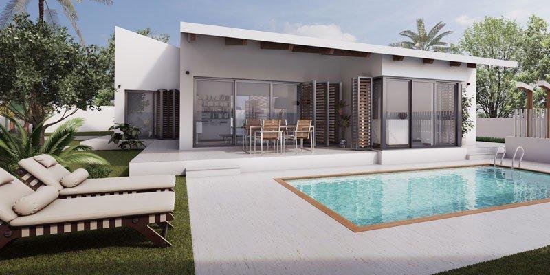 Villa for sale in Finestrat