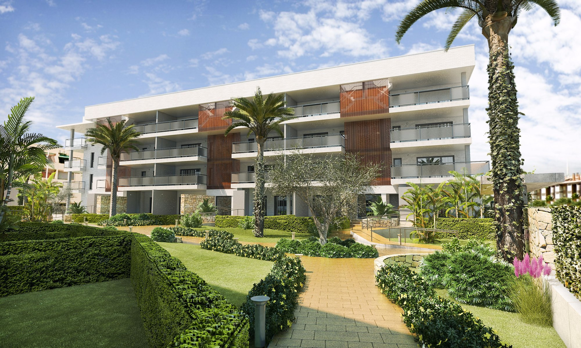 Apartment for sale in El Arenal
