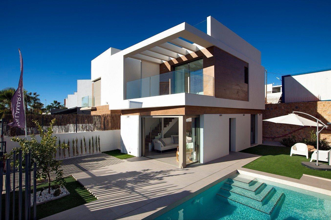 Villa for sale in Orihuela Costa, Villamartin