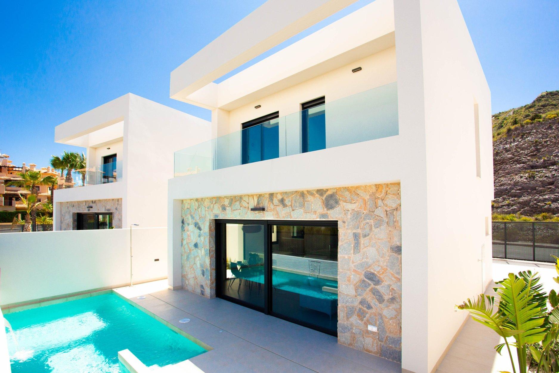 Villa for sale in Aguilas
