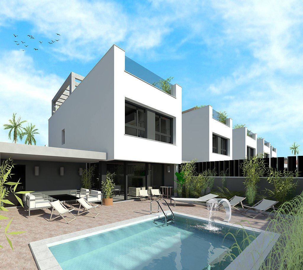 Villa for sale in San Javier, San Blas