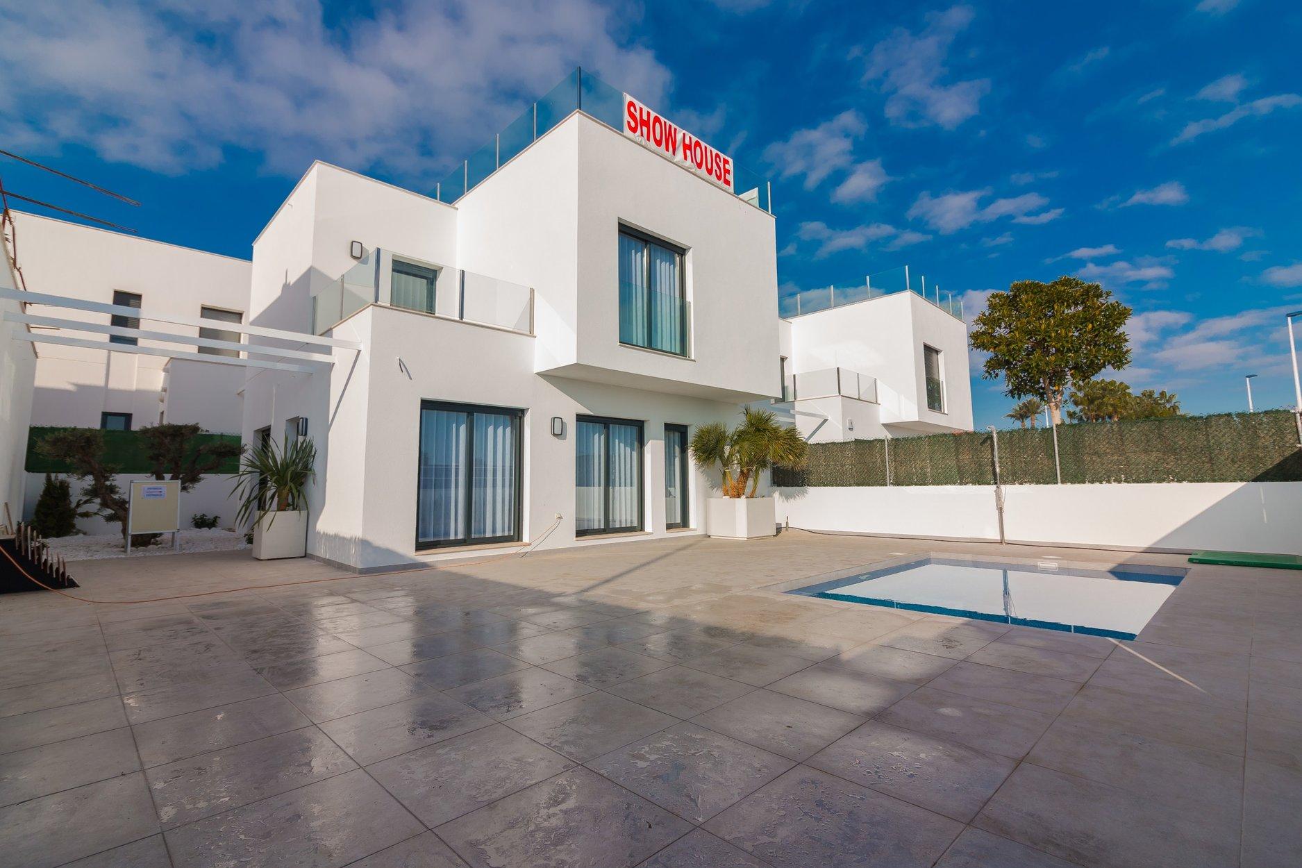 Villa te koop in San Pedro del Pinatar