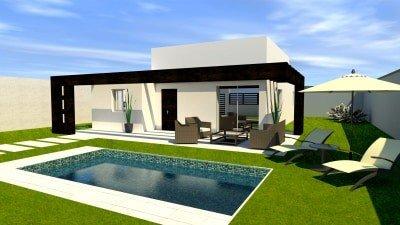 Villa for sale in Fortuna