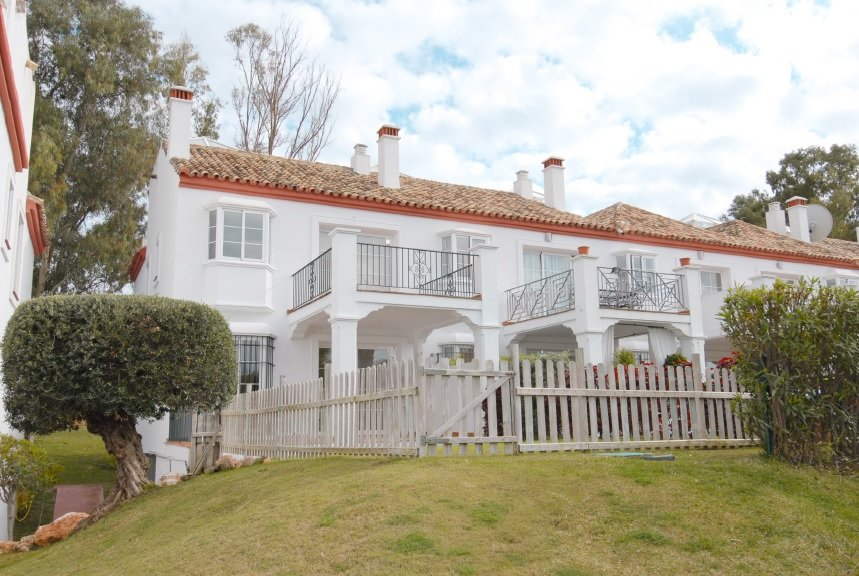 Townhouse for sale in San Pedro Alcantara