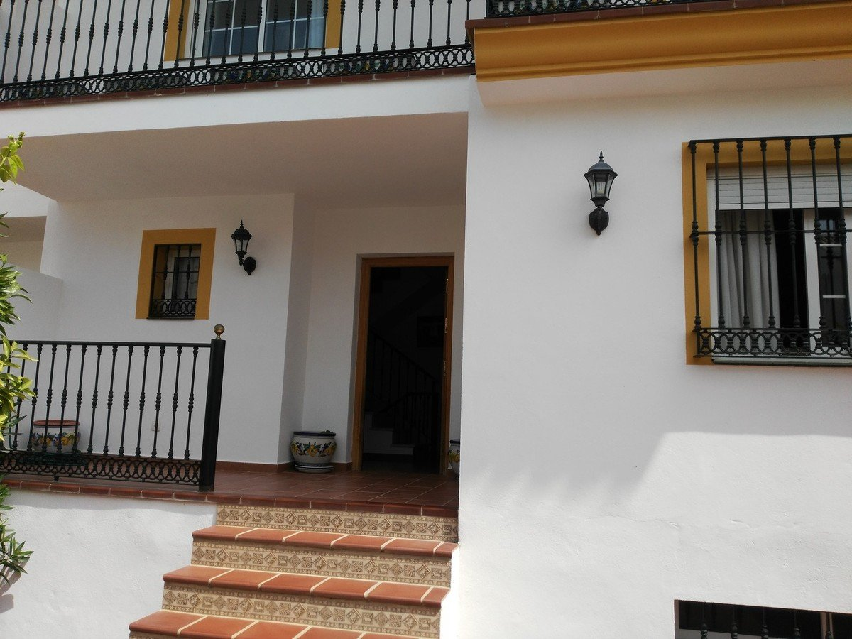 Villa att hyra i San Pedro Alcantara