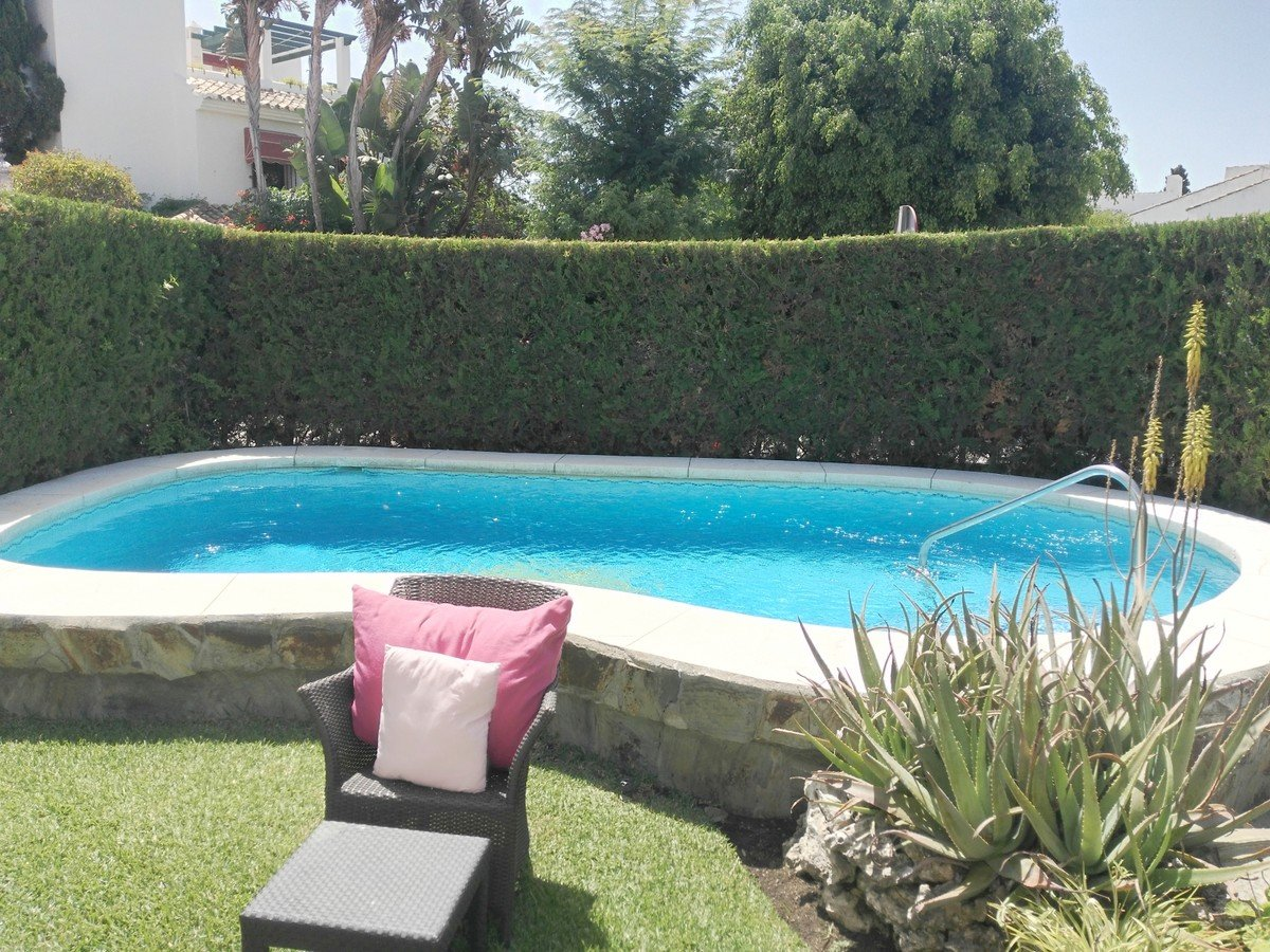 Townhouse for rent in San Pedro Alcantara