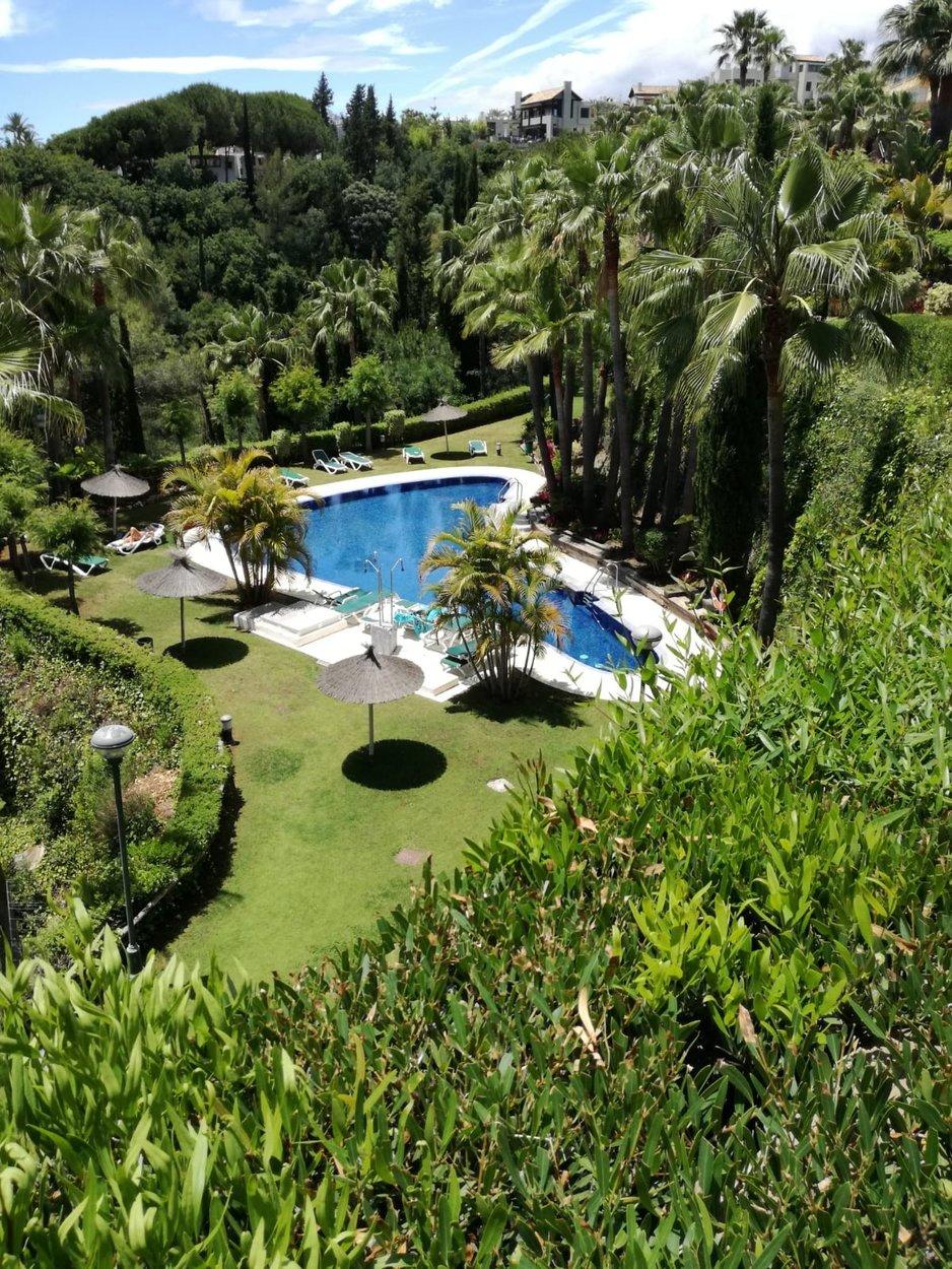 Apartment att hyra i Marbella, Sierra Blanca