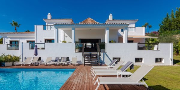 Villa for rent in Benahavis, La Quinta