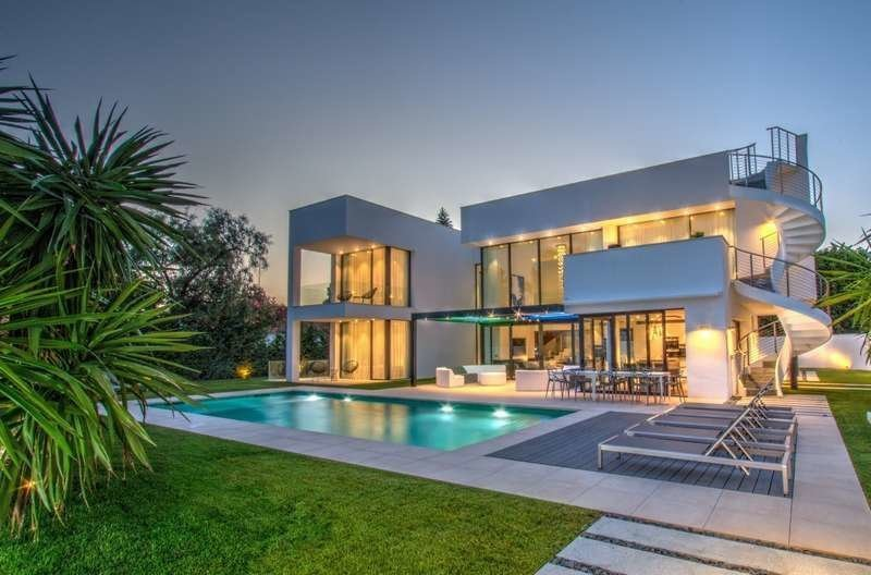villa te huur in Marbella Puerto Banus  M444768
