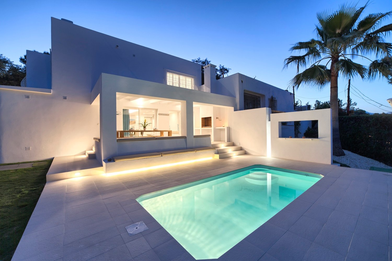 Villa for rent in Marbella, Nueva Andalucia