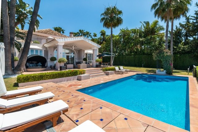 Villa for rent in Marbella, Sierra Blanca