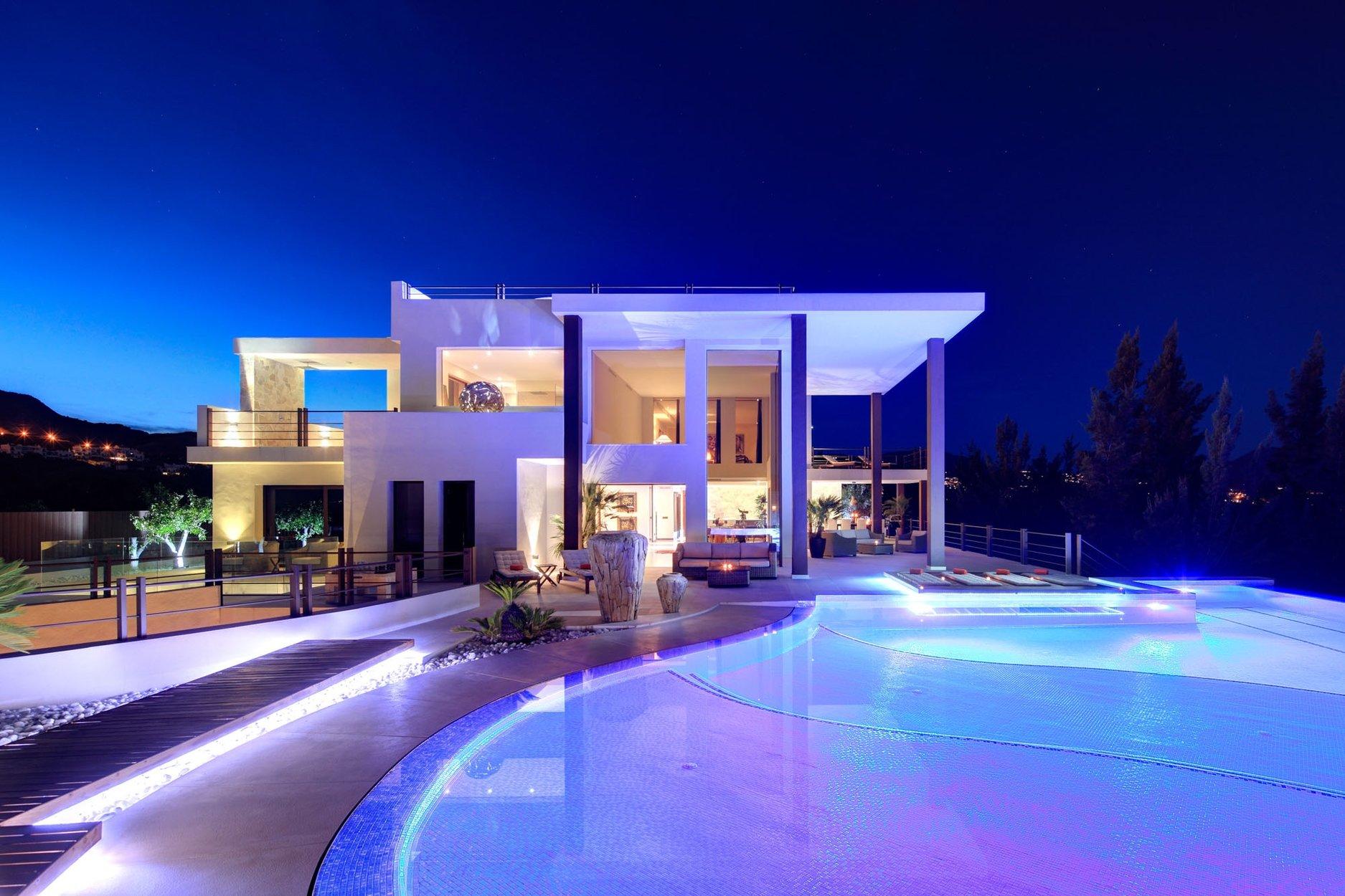 Villa att hyra i Benahavis, La Alqueria
