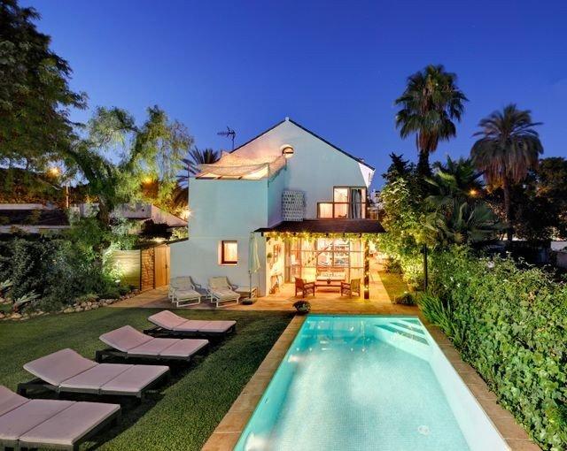 Villa te huur in Marbella, Nueva Andalucia
