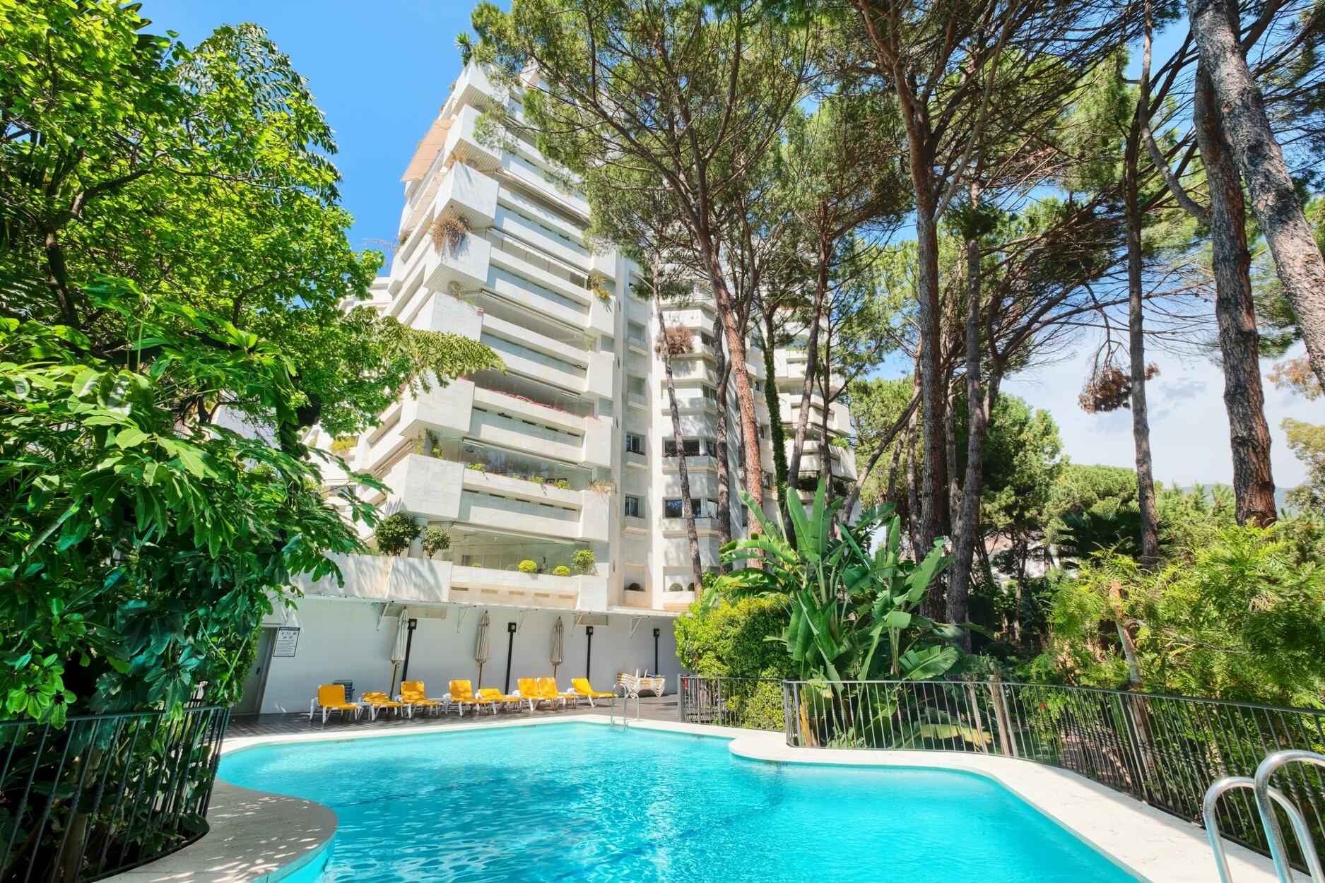 Apartment for sale in Marbella, Marbella Golden Mile