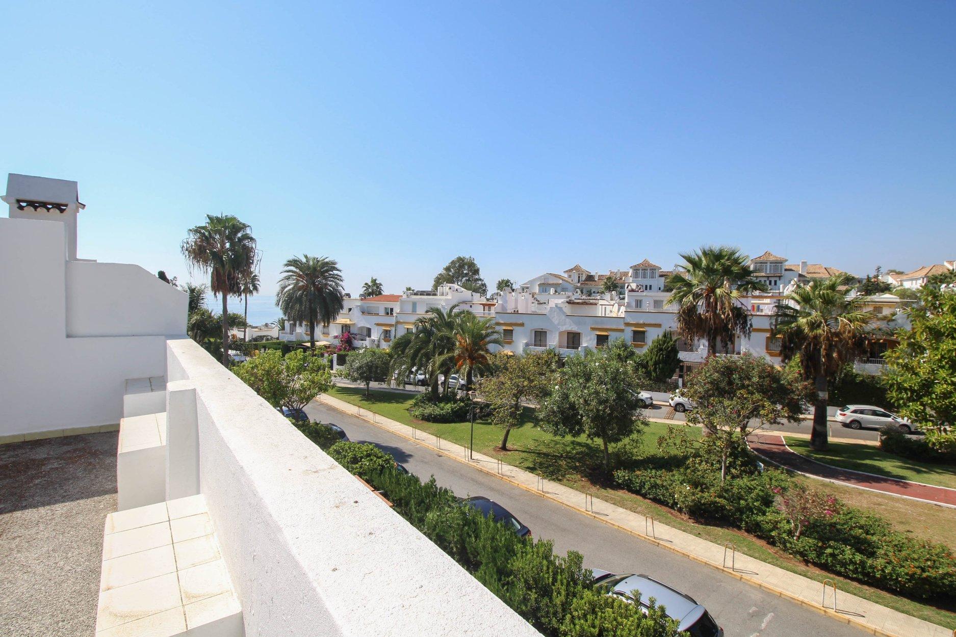 Maison mitoyenne en vente à Marbella