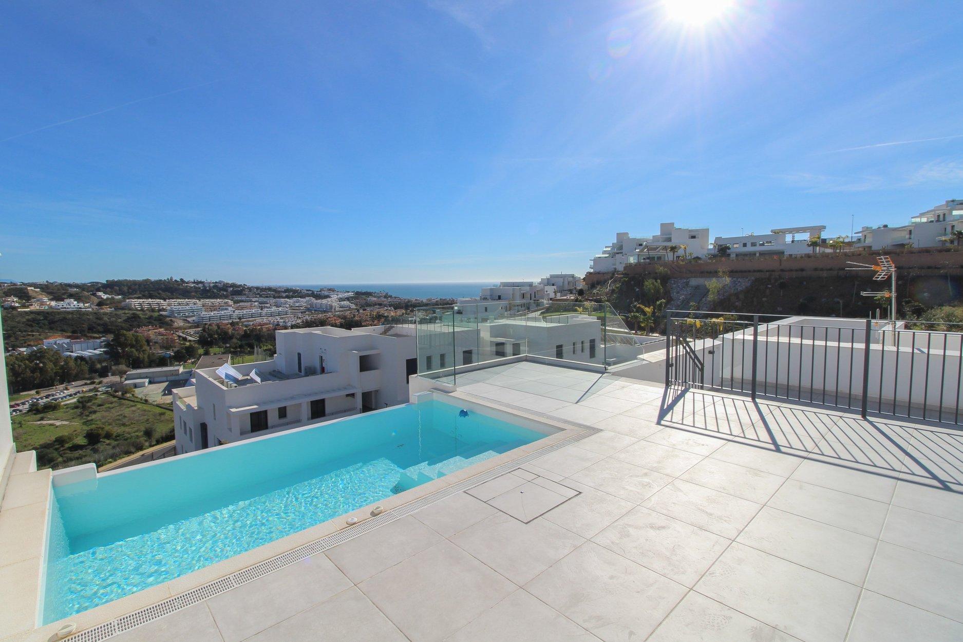 Penthouse for sale in Mijas, La Cala de Mijas