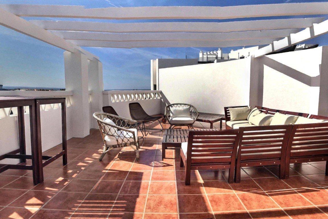 Penthouse for sale in Marbella, Albatross III
