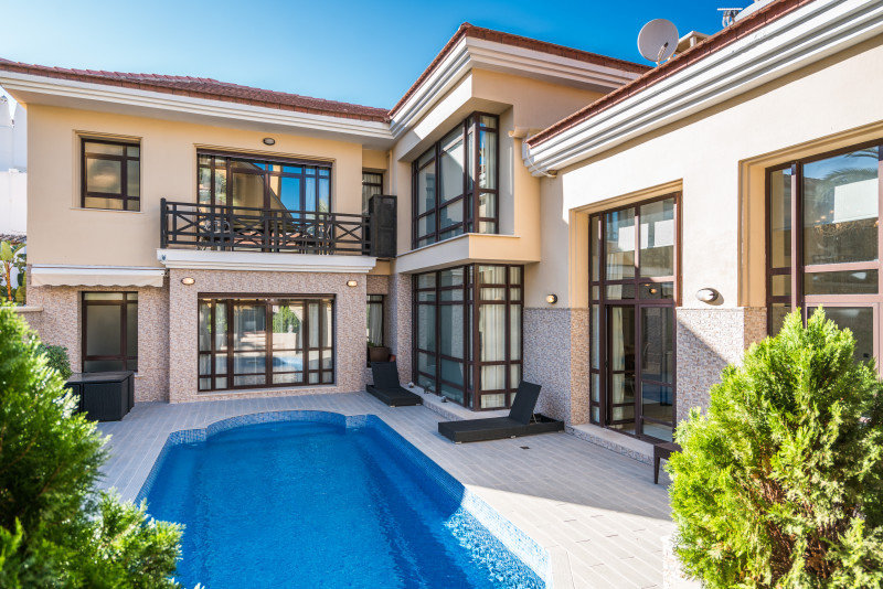 Villa till salu i Marbella