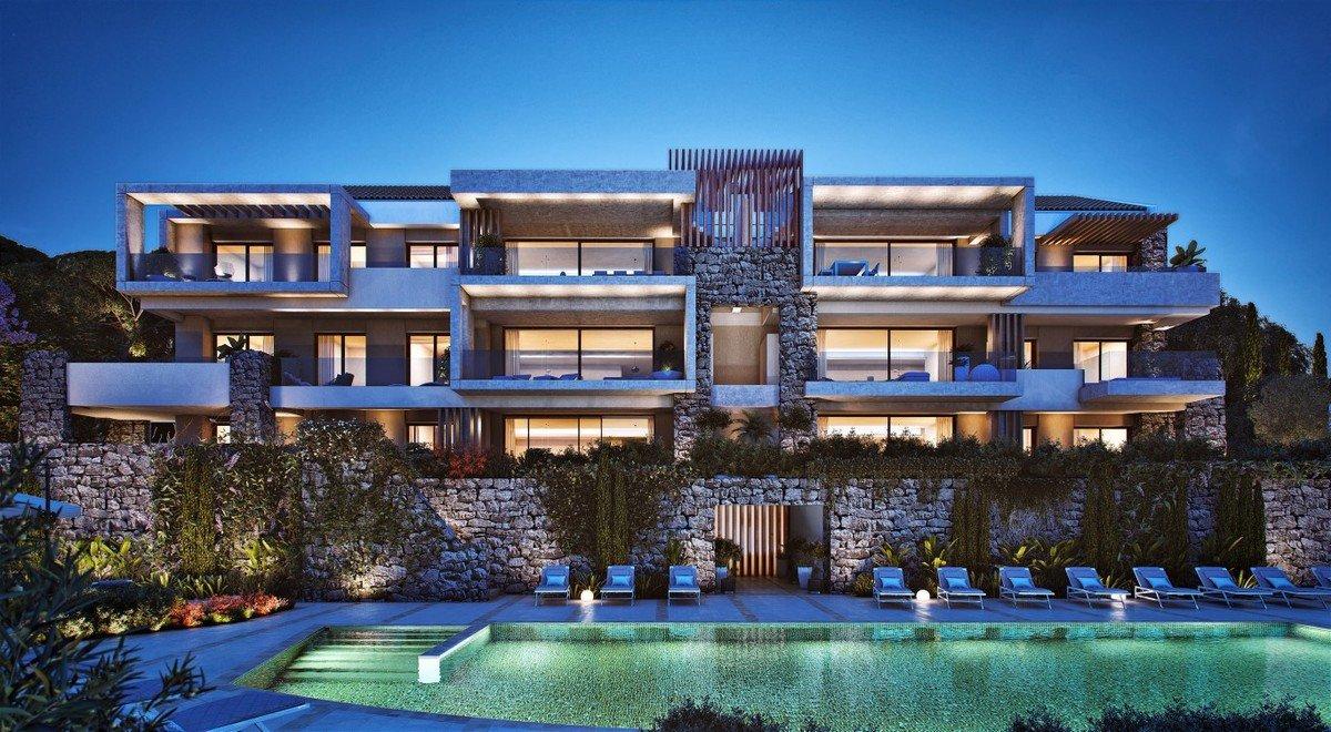 Apartment for sale in Benahavis