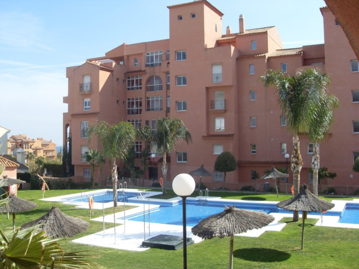 Apartment te koop in Manilva