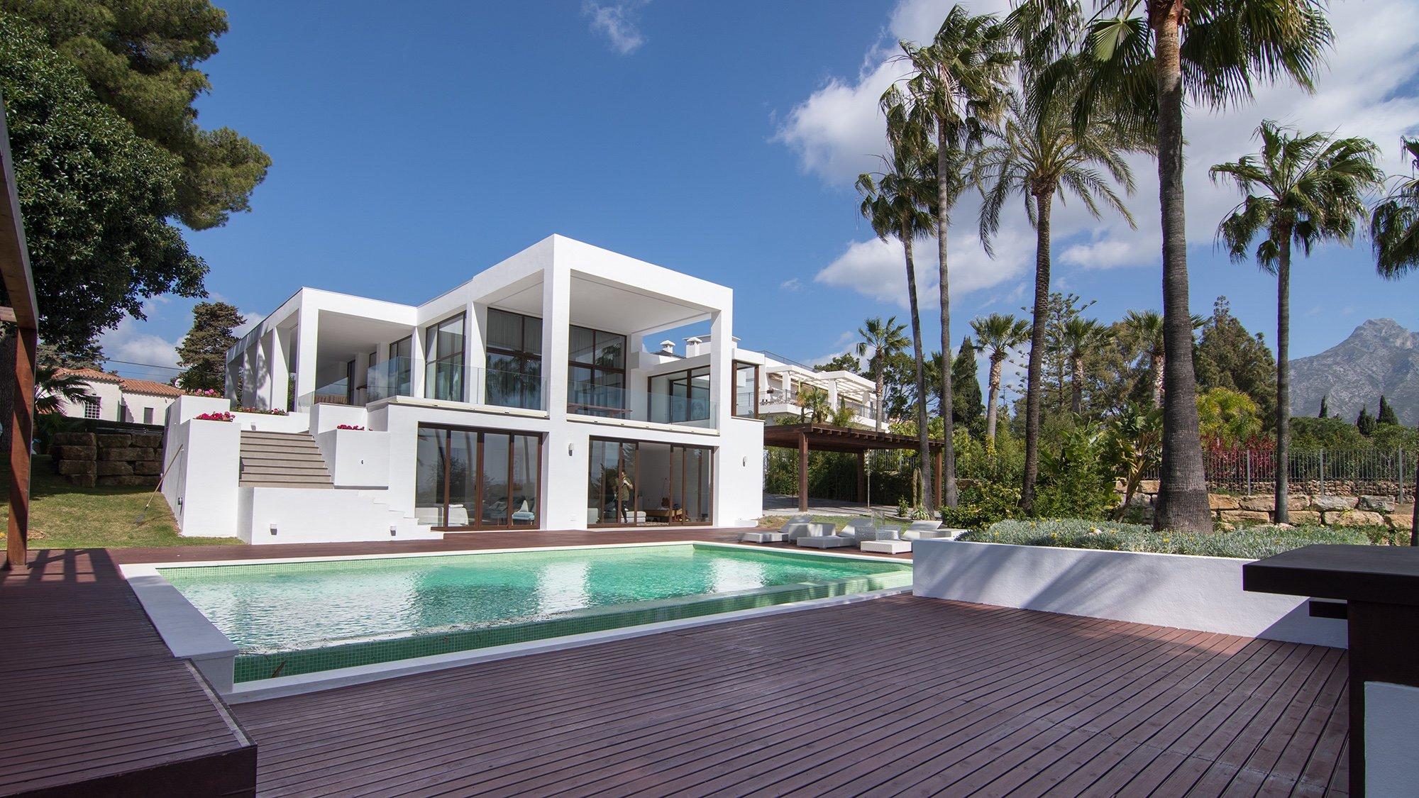 Villa en vente à Marbella