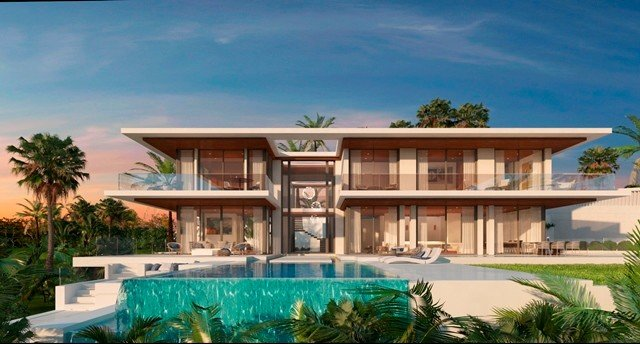Villa a la venta en Benahavis